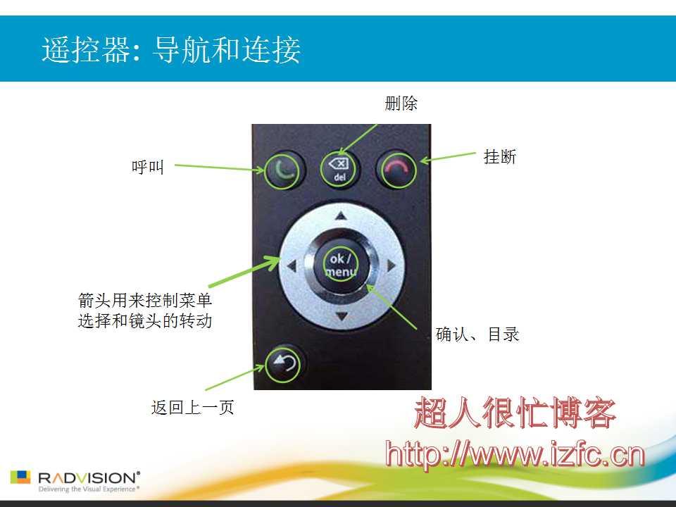 AVAYA RADVISION 视频会议产品SCOPIA XT5000/scopia xt4200/scopia xt4300安装调试操作培训 视频会议 第12张
