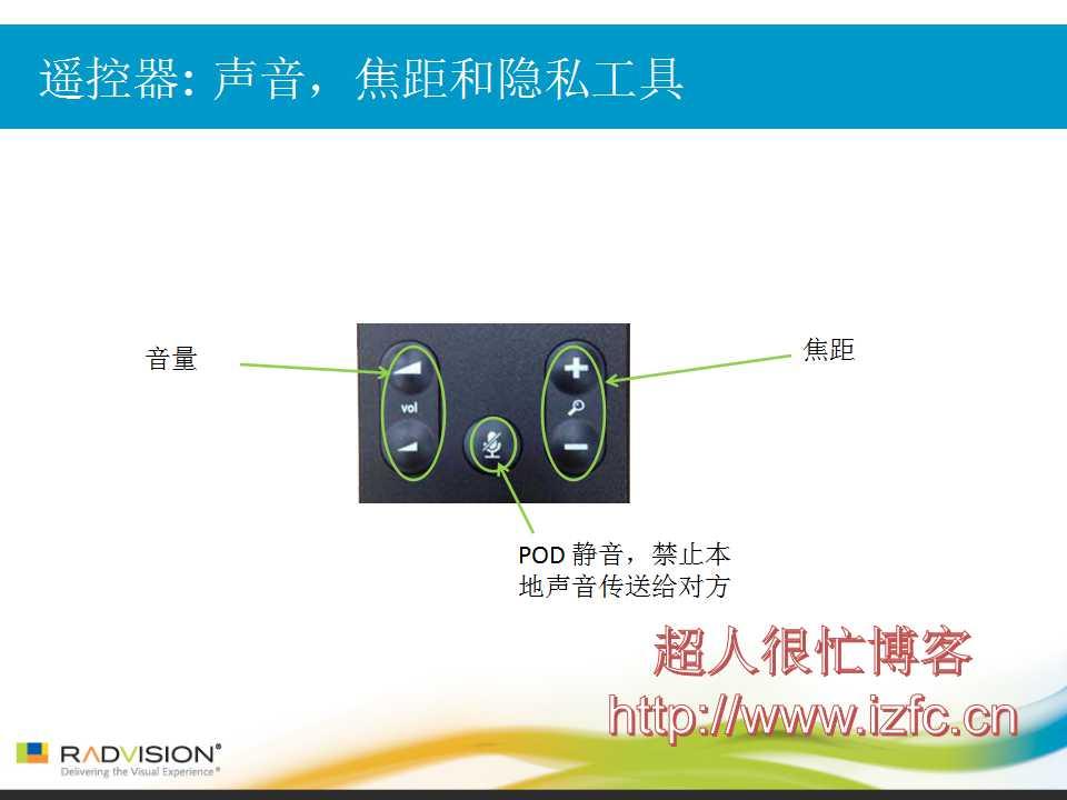 AVAYA RADVISION 视频会议产品SCOPIA XT5000/scopia xt4200/scopia xt4300安装调试操作培训 视频会议 第16张