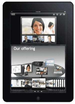AVAYA/RADVISION内置MCU高清终端视频会议系统方案介绍与说明 视频会议 第8张