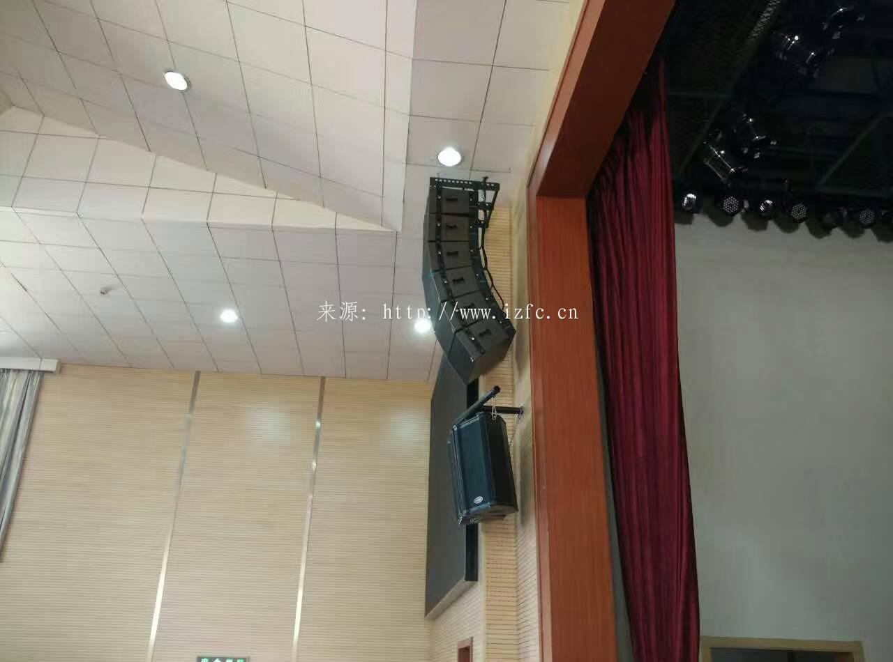 大型电影院大型剧院音视频系统建设案例 家庭影院 第2张