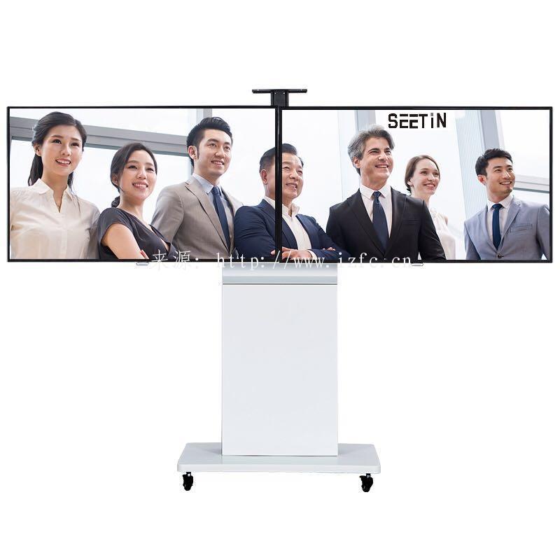 小视频会议室推荐安装效果图 视频会议 第2张