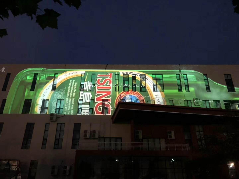 楼体特效应用于青岛啤酒节 大屏幕显示 第4张
