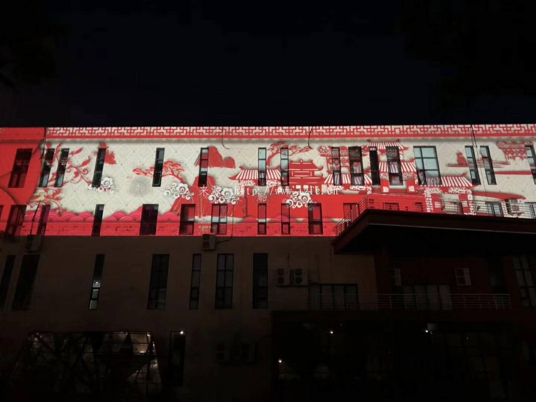 楼体特效应用于青岛啤酒节 大屏幕显示 第5张