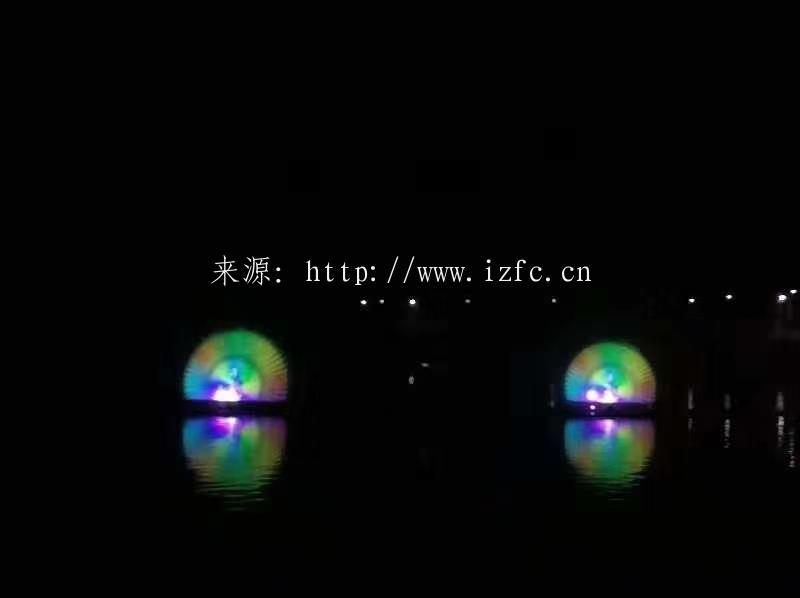 水幕效果展示; 大屏幕显示 第2张