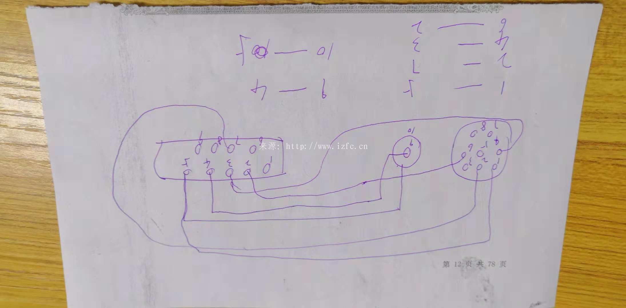 宝利通 视频会议系统终端 K80 摄像机主机连接线线序